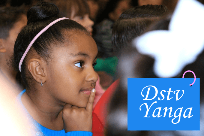 Dstv yanga channels girl child